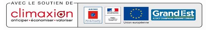 Logos des partenaires - copyright CCIAE