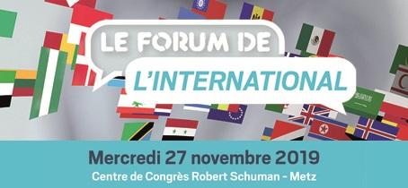 forum Lorraine 2019 visuel drapeau - CCI Grand Est