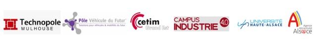 Logos partenaires  - copyright CCIAE