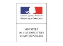 Logo République Française - Ministère de l'action et des comptes publics