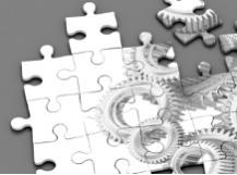 Puzzle Rouages mécaniques