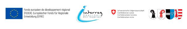 Logos des partenaires UPPER RHINE - copyright CCI ALSACE EUROMETROPOLE