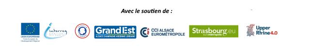 Logos des partenaires soutenant la manifestation - copyright CCI ALSACE EUROMETROPOLE
