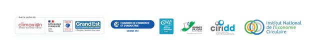Logos partenaires - copyright CCI Alsace Eurométropole