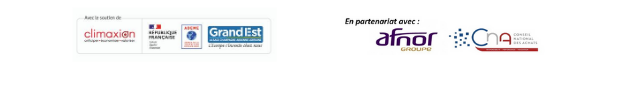 Climaxion, AFNOR, Conseil National des Achats