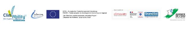 Clim'Ability, projet Interreg, Climaxion et Agence de l'eau RhinMeuse