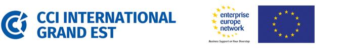 Logos CCI International Grand Est EEN