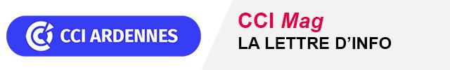 Logo CCI Ardennes CCI Mag